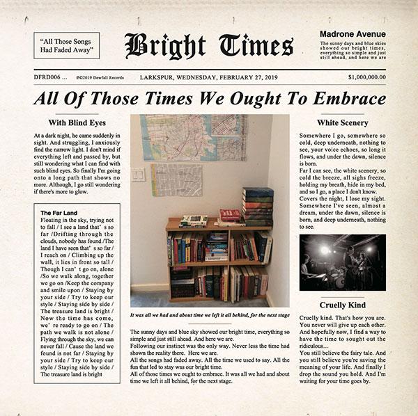 madrone avenue / Bright times